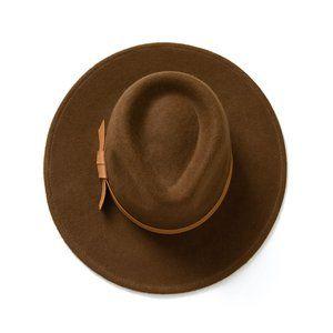 Universal Thread Felt Wide Brim Fedora Hat